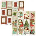 papier scrapbook Mintay Papers - merry & bright 06