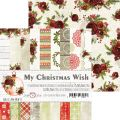 "papier scrapbook Craft o'clock - my christmas wish [zestaw 6"" x 6""]"