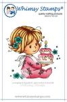 stempel gumowy Wee stamps - birthday baby girl