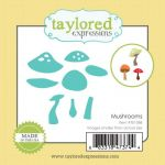 wykrojnik Taylored expressions - mushrooms
