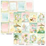 papier scrapbook Mintay Papers - paradise 06