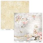papier scrapbook Mintay Papers - marry me 02
