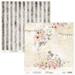 papier scrapbook Mintay Papers - marry me 03