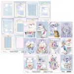 papier scrapbook Mintay Papers - dreamer 06