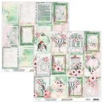 papier scrapbook Mintay Papers - secret place 06