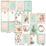 papier scrapbook Mintay Papers - birdsong 06