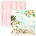 papier scrapbook Mintay Papers - paradise 02