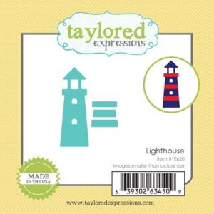 wykrojnik Taylored expressions - lighthouse [TE620]