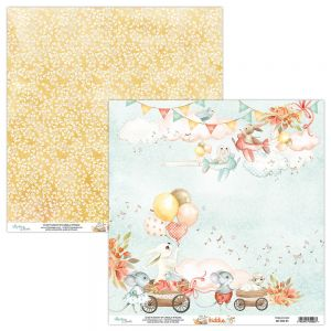 papier scrapbook Mintay Papers - kiddie 01
