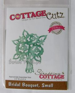 wykrojnik Cottage Cutz - bridal bouqet, small [126]
