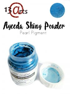 proszek Shiny Powder 13Arts - sliky blue