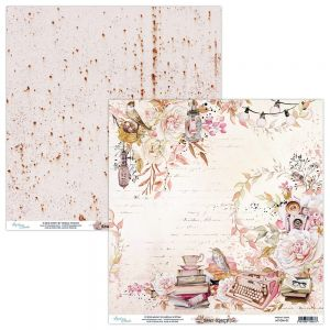 papier scrapbook Mintay Papers - dear diary 01