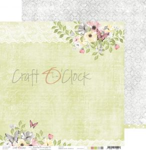 papier scrapbook Craft o'clock - lovely princess 02