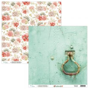 papier scrapbook Mintay Papers - birdsong 02