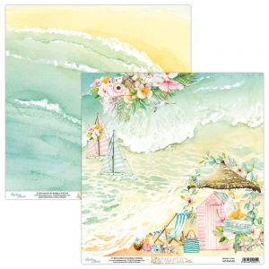 papier scrapbook Mintay Papers - paradise 03
