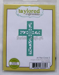 wykrojnik Taylored expressions - at the cross 2 [TE528]