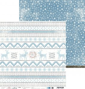 papier scrapbook Craft o'clock - brrr... it's cold outside 01