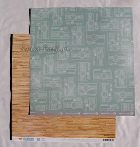 papier scrapbook American Crafts - yes, please [35932]