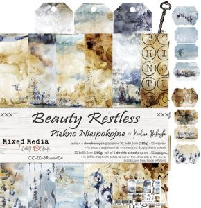 "papier scrapbook Craft o'clock - beauty restless [zestaw 12"" x 12""]"