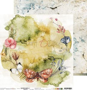 papier scrapbook Craft o'clock -  summer charm 01
