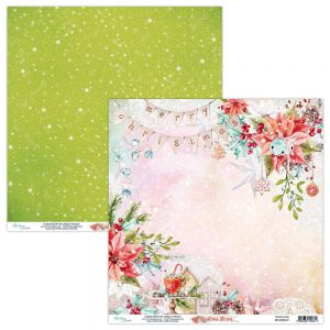 papier scrapbook Mintay Papers - christmas stories 01