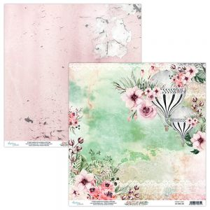 papier scrapbook Mintay Papers - secret place 03