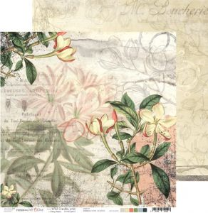 papier scrapbook Craft o'clock - wild garden 06