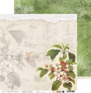 papier scrapbook Craft o'clock - wild garden 01