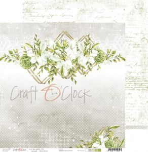 papier scrapbook Craft o'clock - our story 04