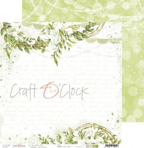 papier scrapbook Craft o'clock - our story 03