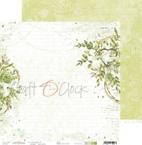 papier scrapbook Craft o'clock - our story 01