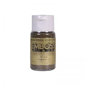 puder do embossingu - złoty 30 ml