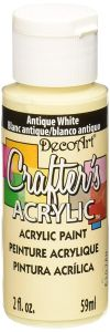 farba akrylowa DecoArt Crafter's acrylic - kremowy (light antique) 59ml [DCA02]
