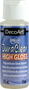 lakier błyszczący Americana DuraClear High Gloss Varnish 59 ml