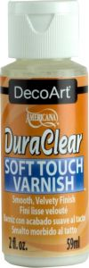 lakier Americana DuraClear Soft-Touch Varnish 59 ml