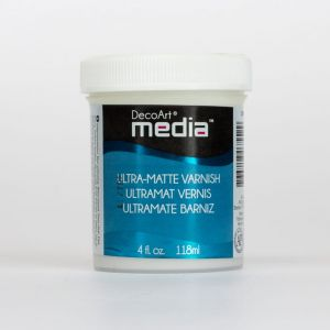 lakier matowy DecoArt Media Ultra-Matte Varnish 118 ml
