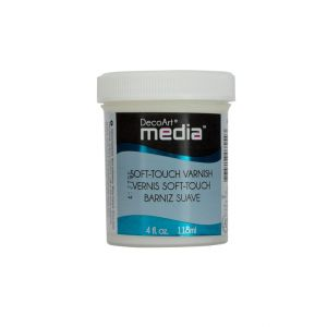 lakier DecoArt Media Soft-Touch Varnish 118 ml