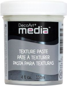 pasta teksturowa DecoArt Media Texture Paste 118 ml