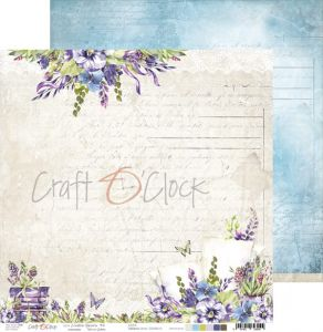 papier scrapbook Craft o'clock - creative reverie 03