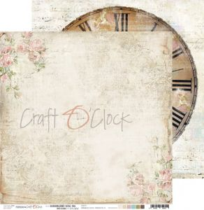 papier scrapbook Craft o'clock - hummingbird song 06
