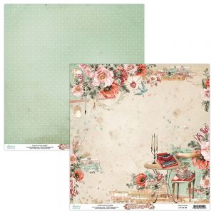 papier scrapbook Mintay Papers - love letters 03