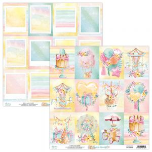 papier scrapbook Mintay Papers - forever young 06
