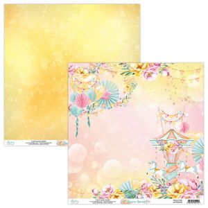 papier scrapbook Mintay Papers - forever young 03
