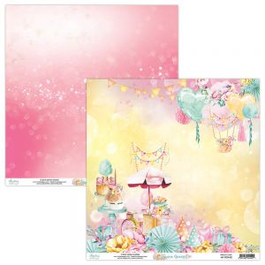 papier scrapbook Mintay Papers - forever young 02