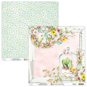 papier scrapbook Mintay Papers - beauty in bloom 03