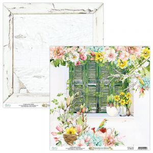 papier scrapbook Mintay Papers - beauty in bloom 02