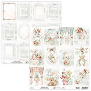 papier scrapbook Mintay Papers - tiny miracle 06