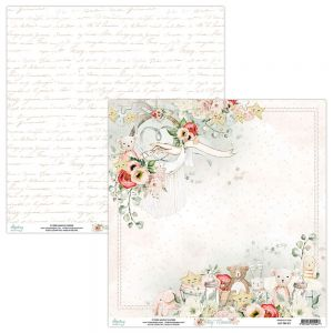 papier scrapbook Mintay Papers - tiny miracle 01