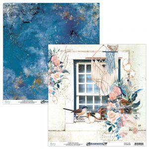 papier scrapbook Mintay Papers - harmony 03