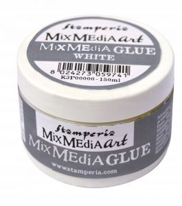 klej mix media glue  Stamperia 150 ml